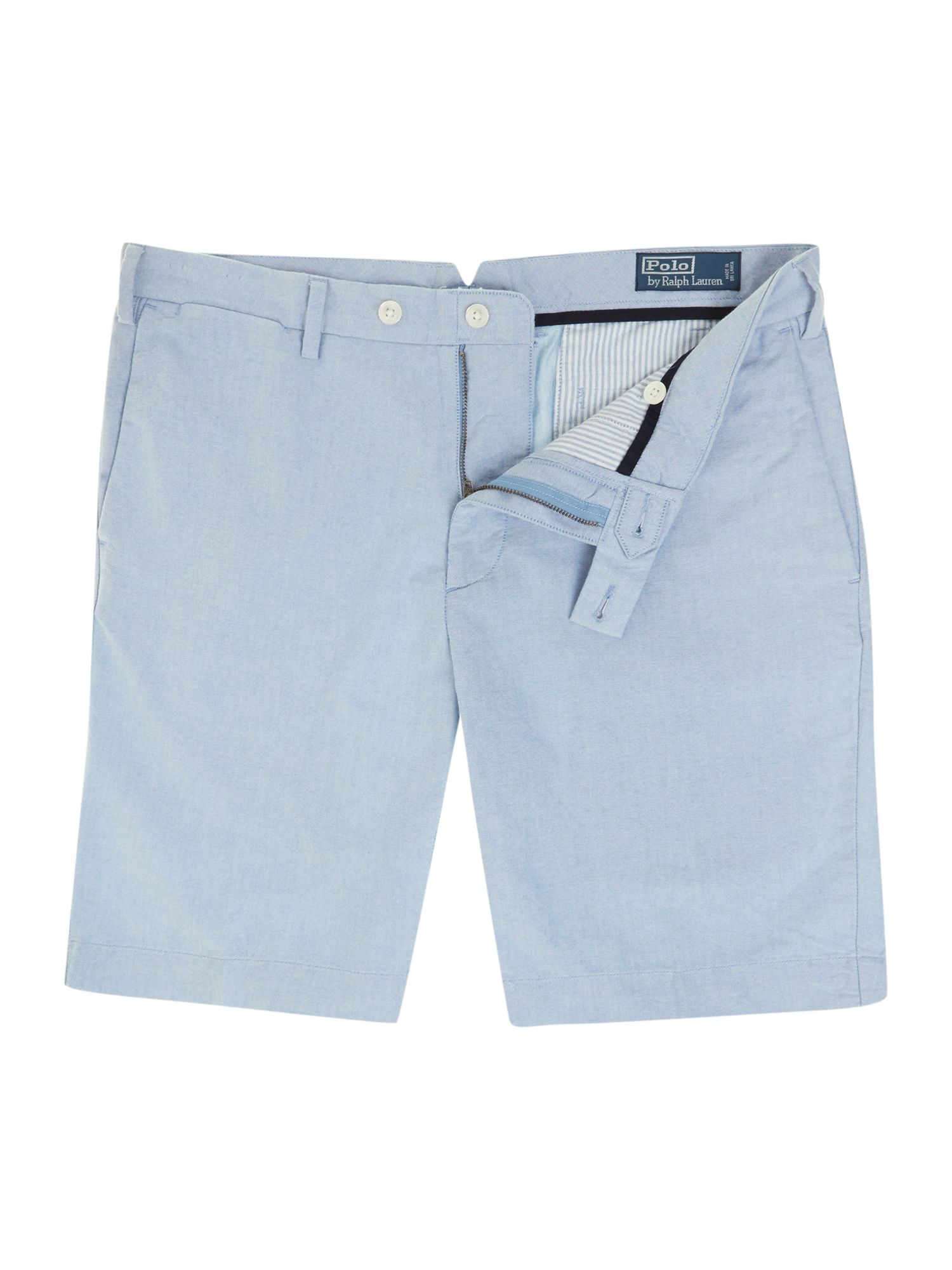 Classic hudson straight fit chino short