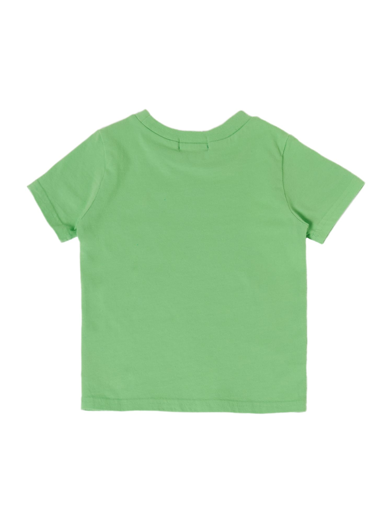 Boy`s small logo t-shirt