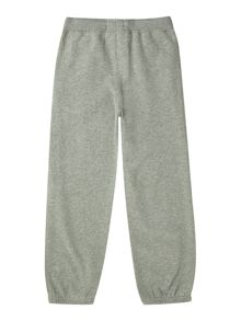 Boys tracksuit bottoms with small pony