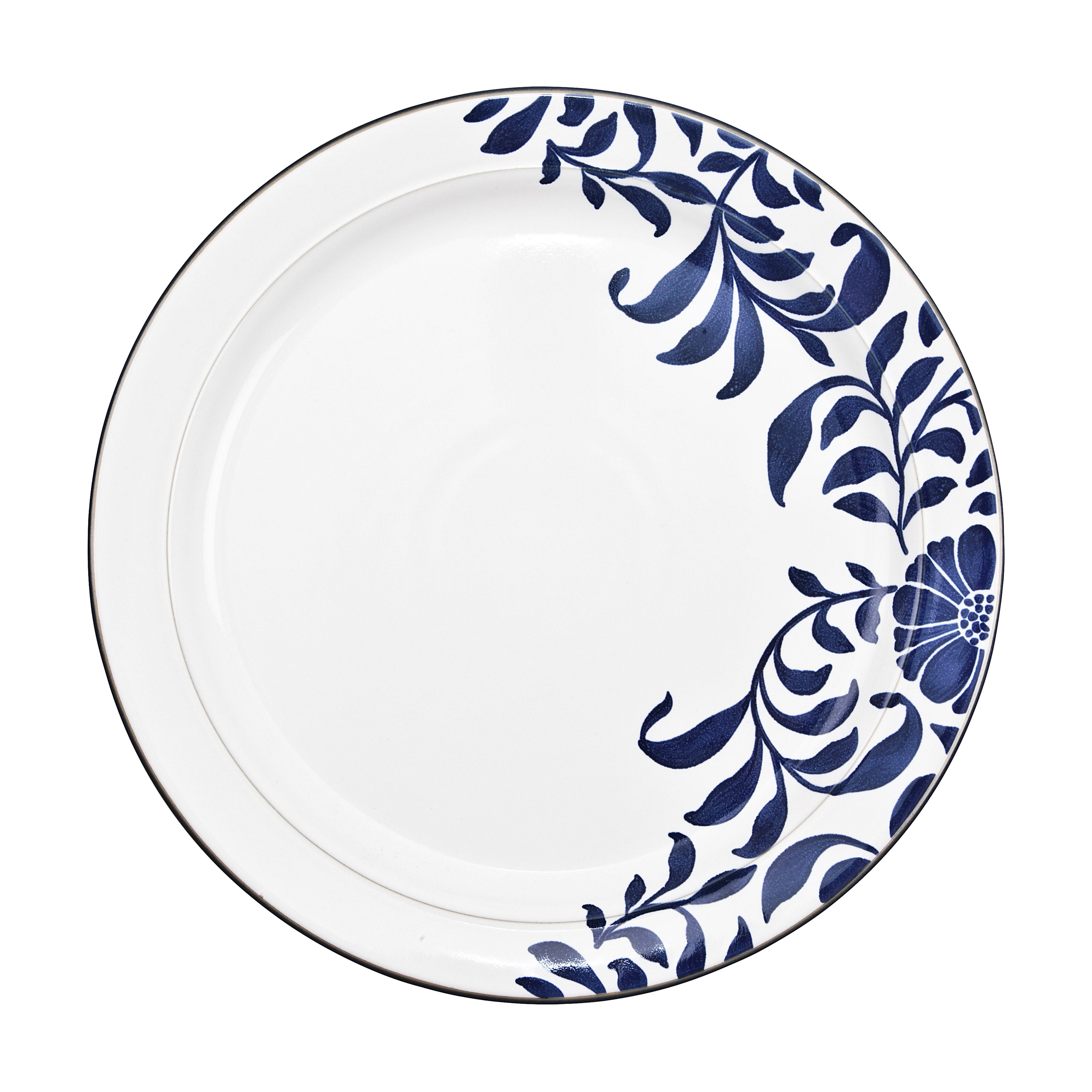 Malmo Bloom dinner plate