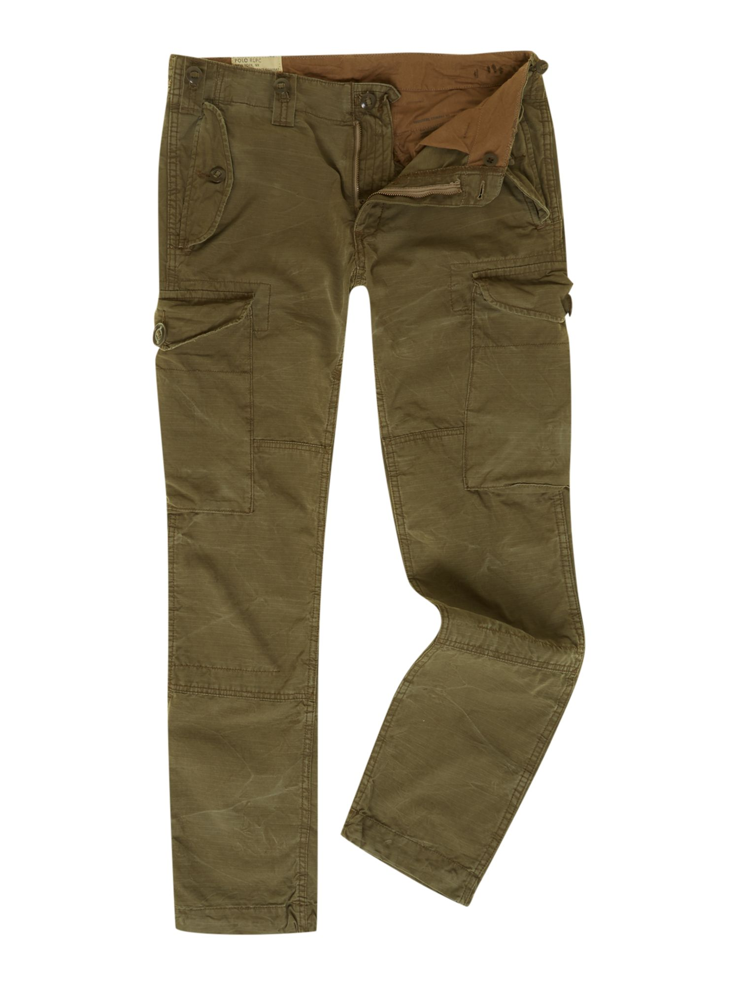 Canadian striaght fit cargo pant