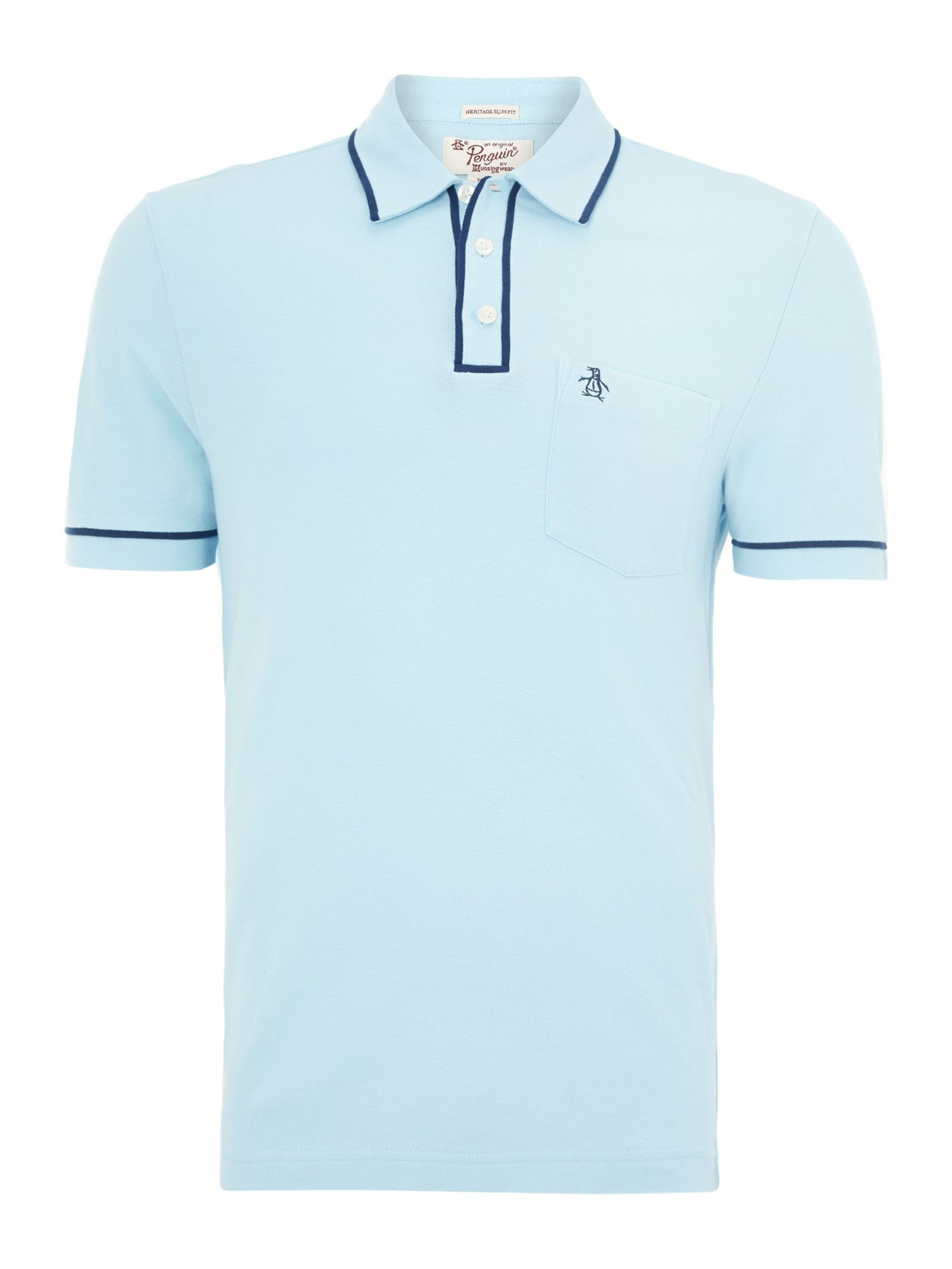 Short sleeve earl polo shirt