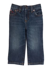 Boy`s mid wash jeans
