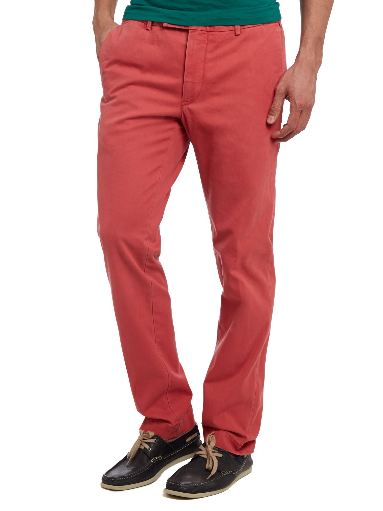 Hudson slim fit chino