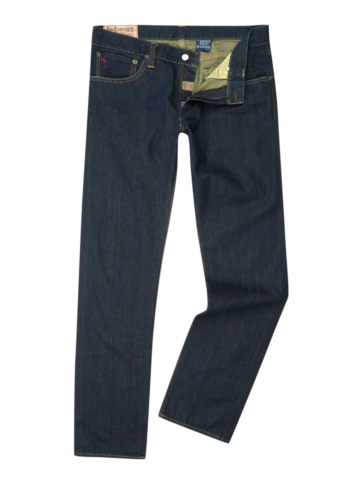 Hampton straight fit jeans
