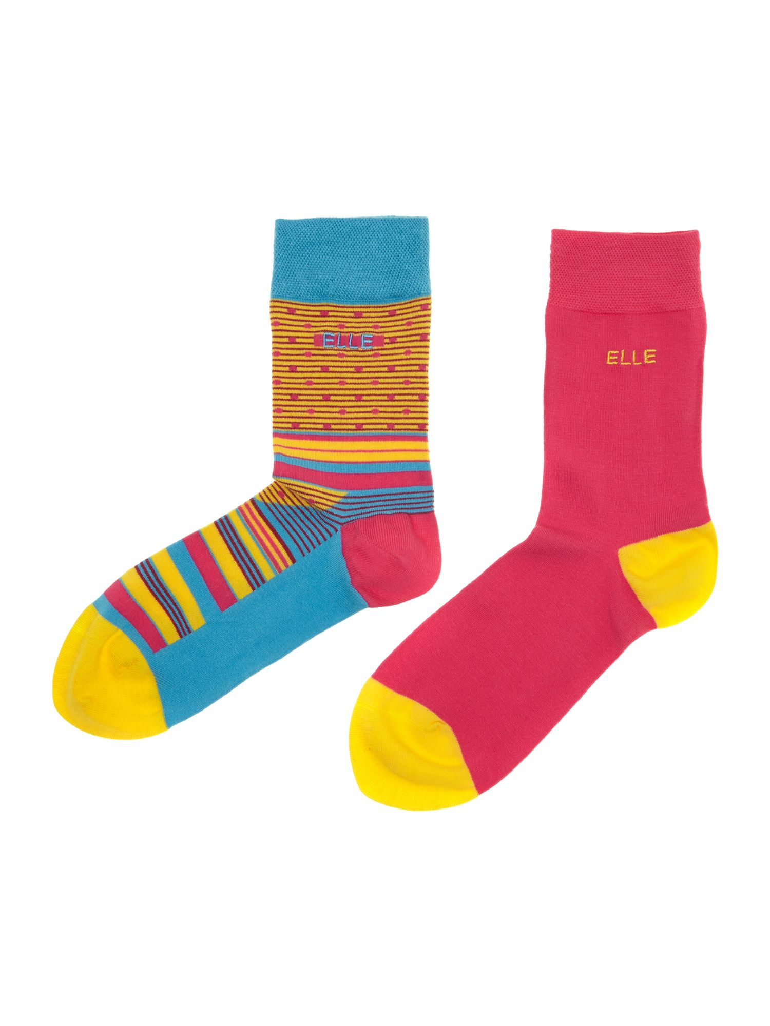 2PP Stripe bamboo socks