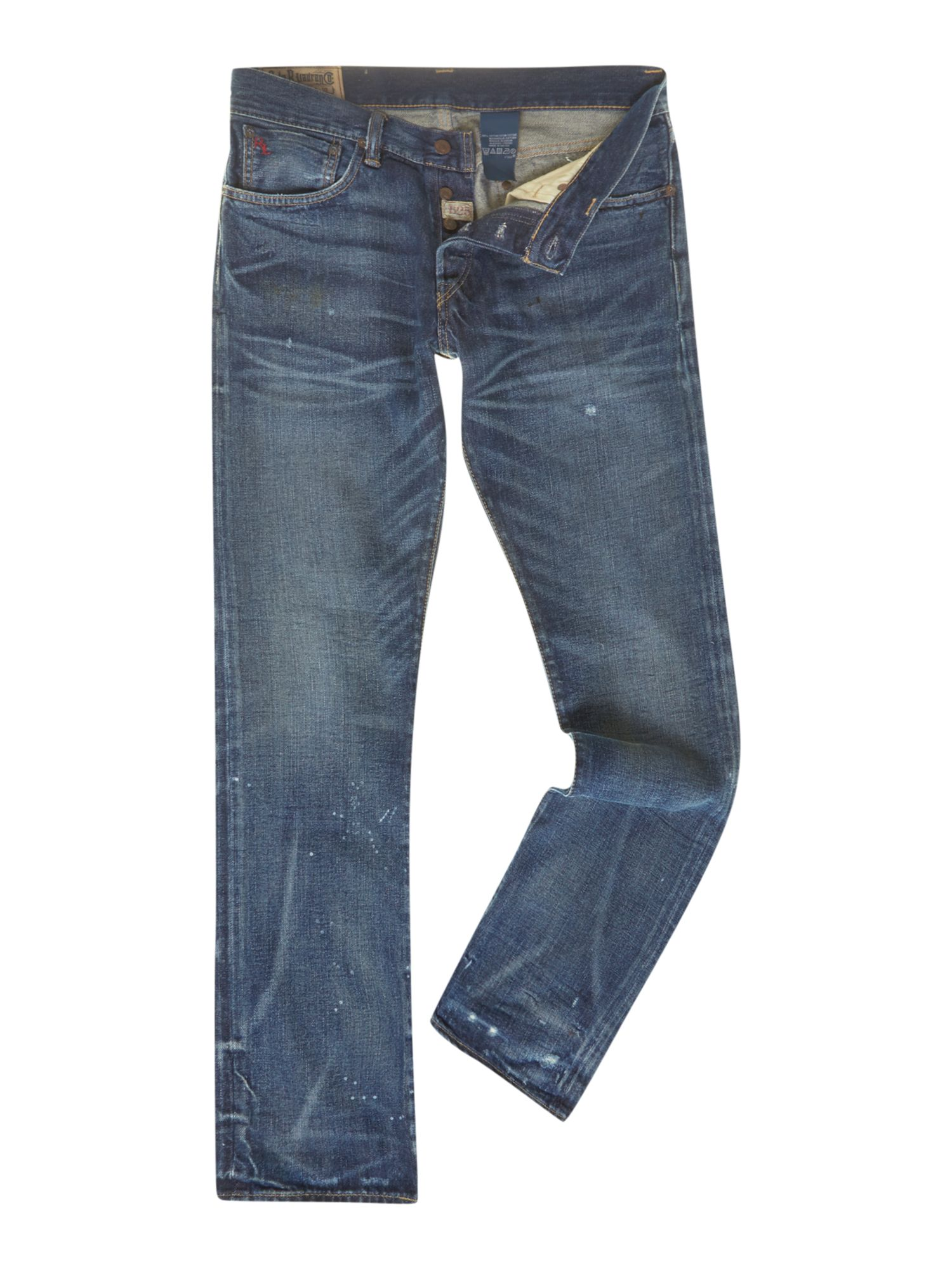 Varick slim fit jeans