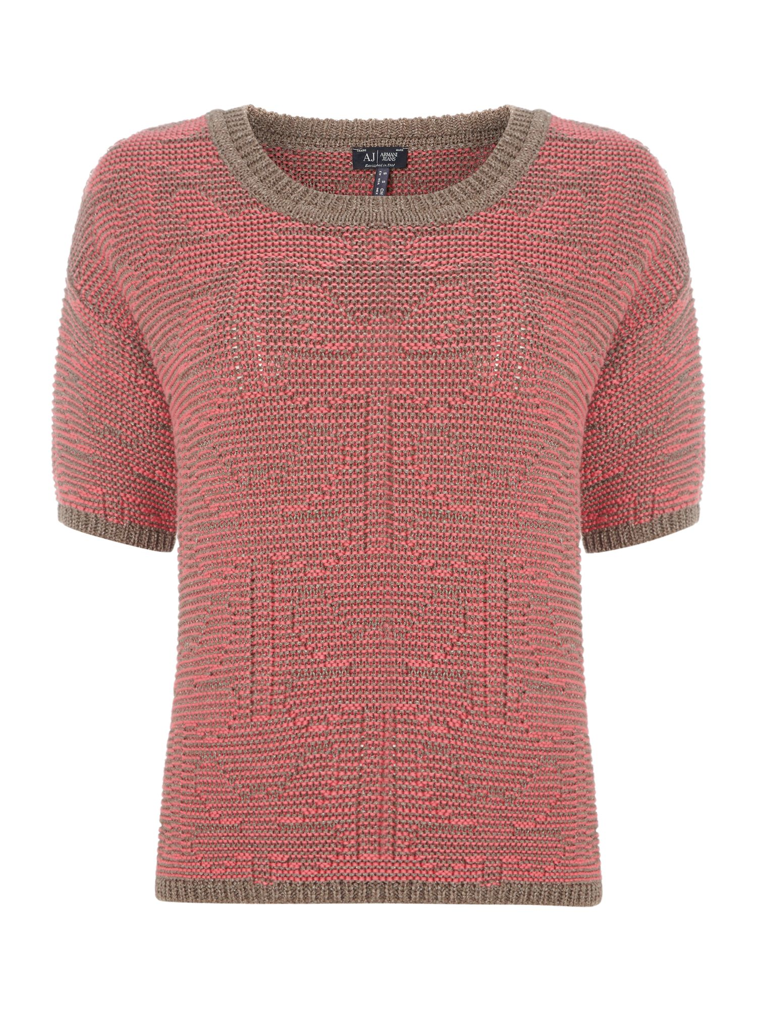 Jumper with dragonfly print