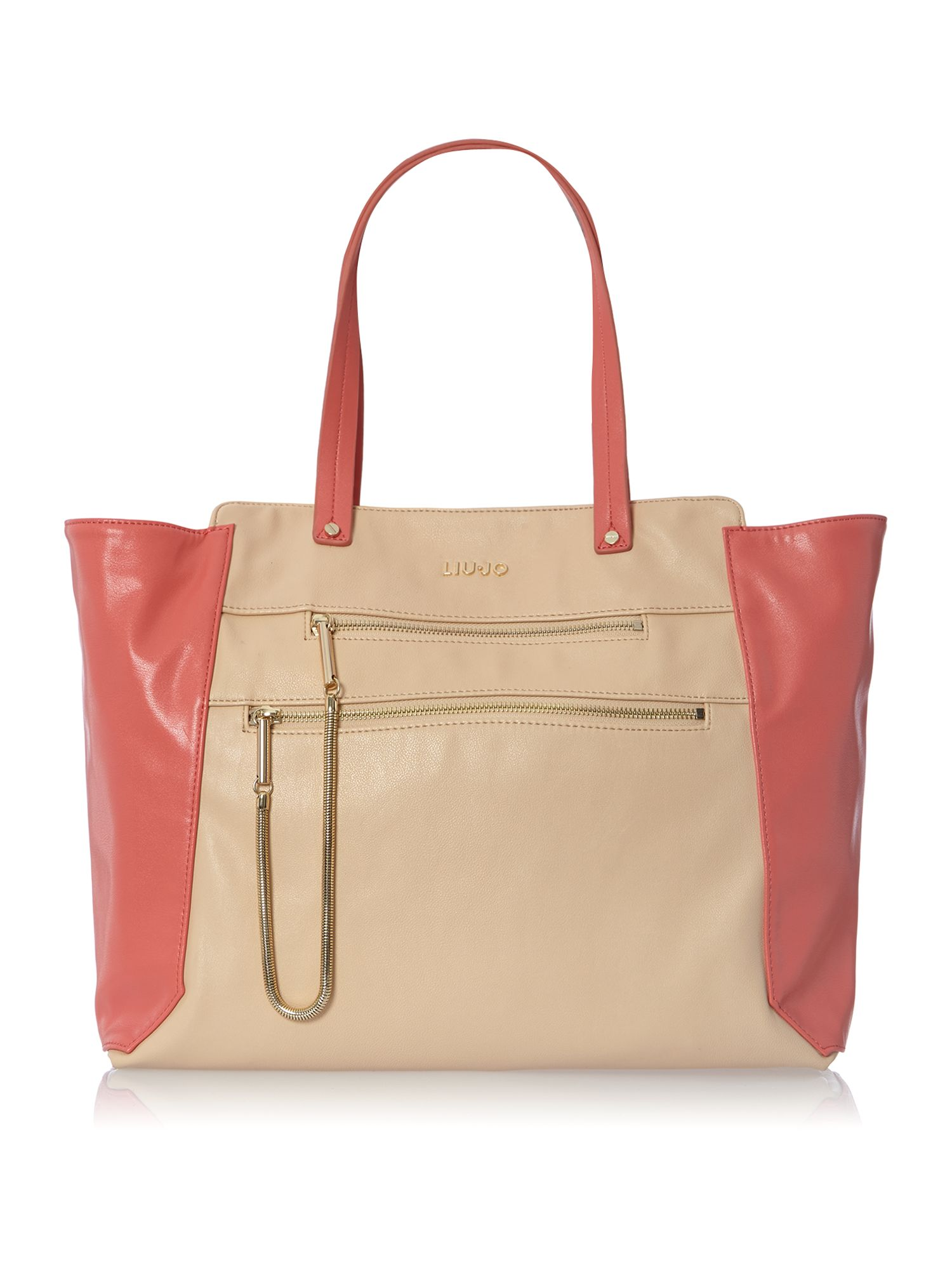Febe multi-coloured tote bag