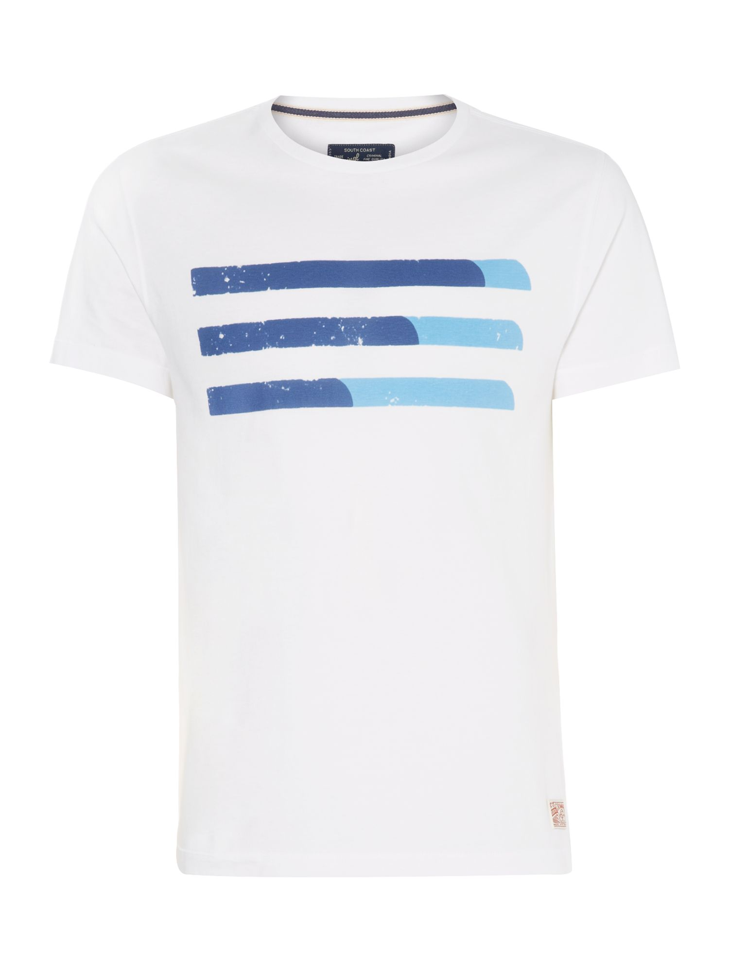 Waves graphic tee