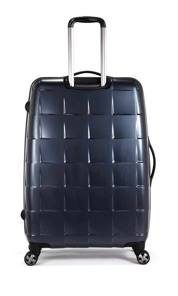 Camden Matt charcoal large suitcase