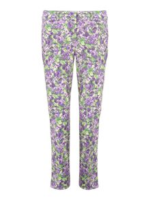 Cropped pant trousers