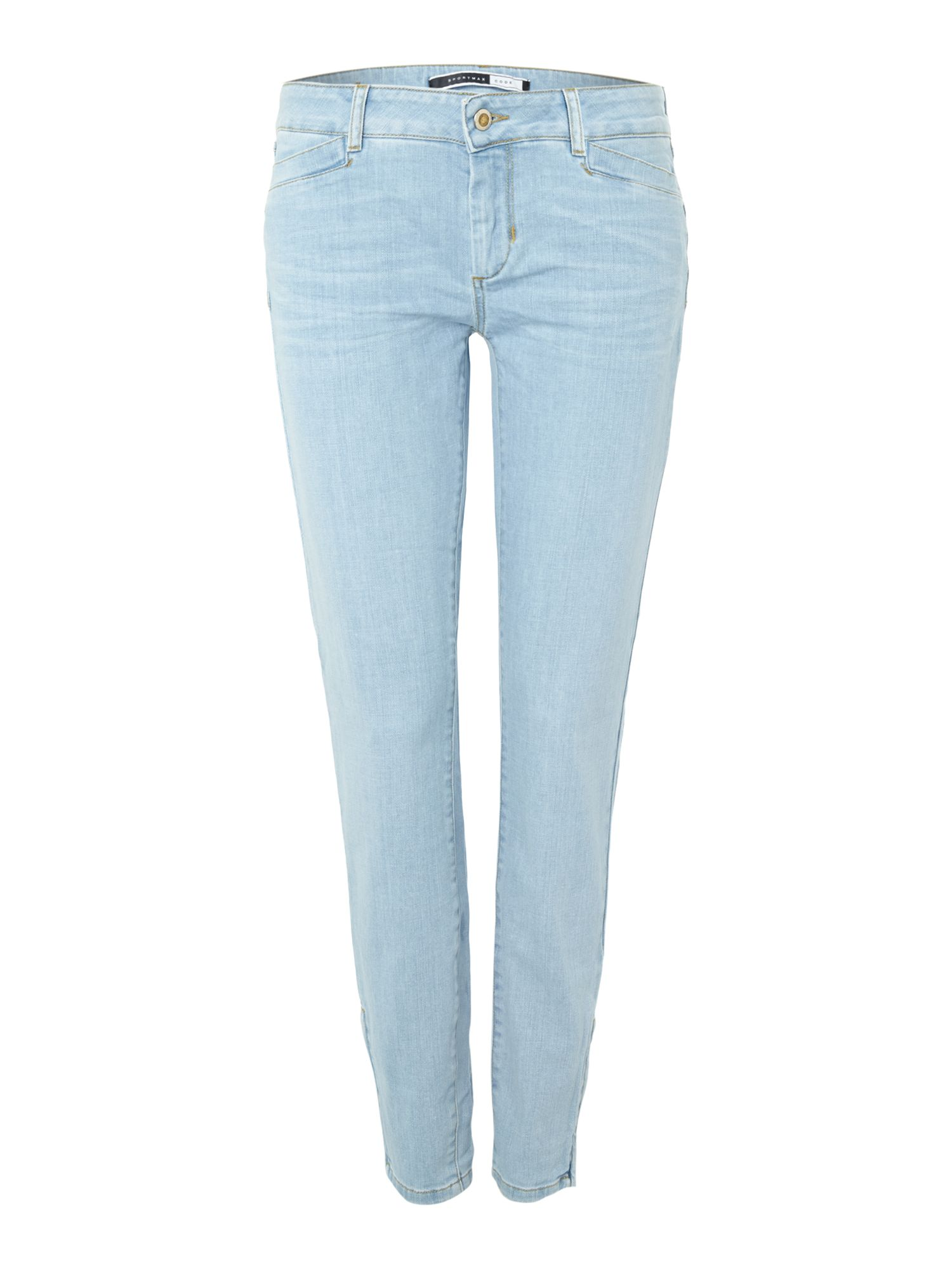 Libia Perfect fit jeans with zip