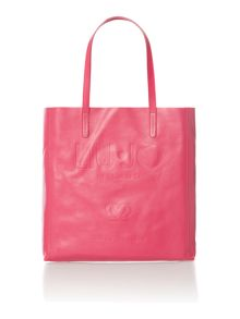 Kate red large tote bag