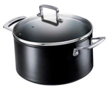 Toughened Non-Stick 24cm Deep Casserole
