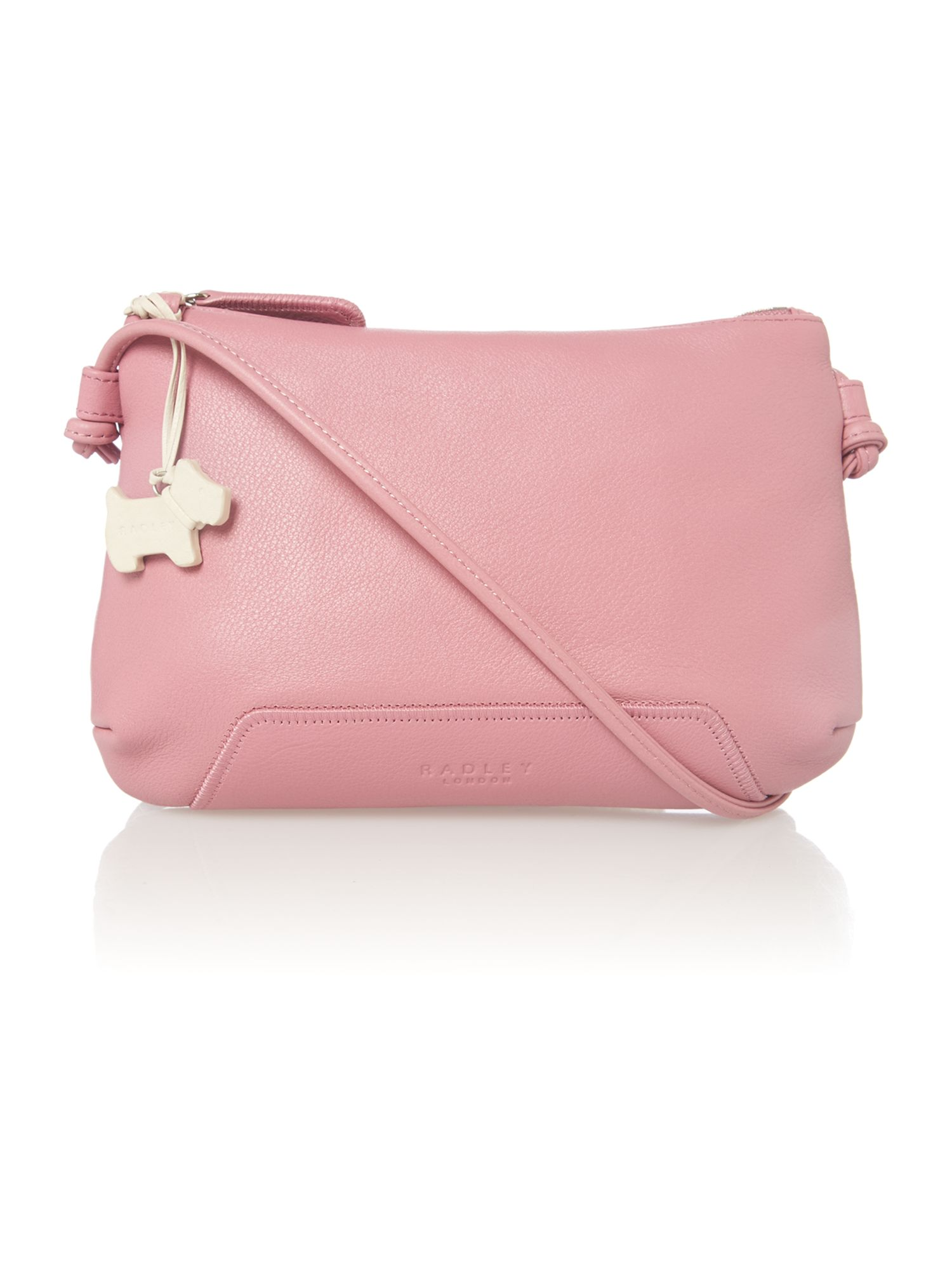 Pink small cross body bag