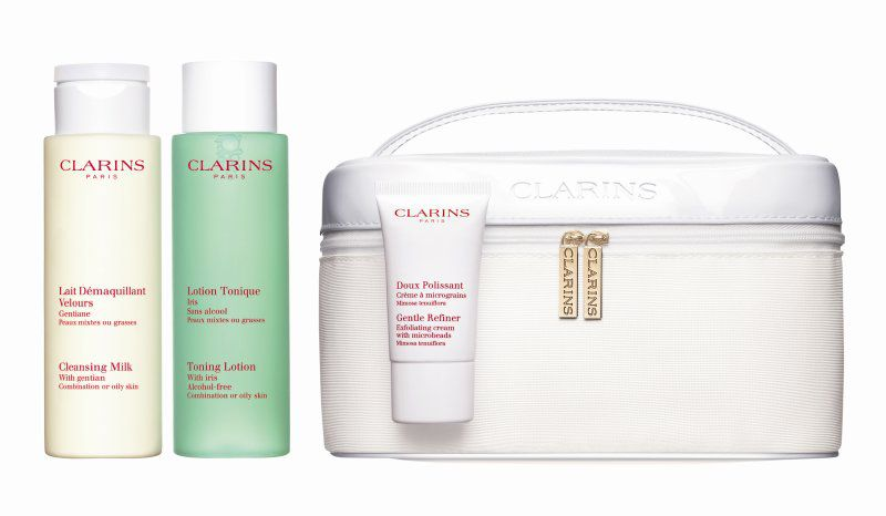 Cleansing Trousse for Combined to Oily Skin
