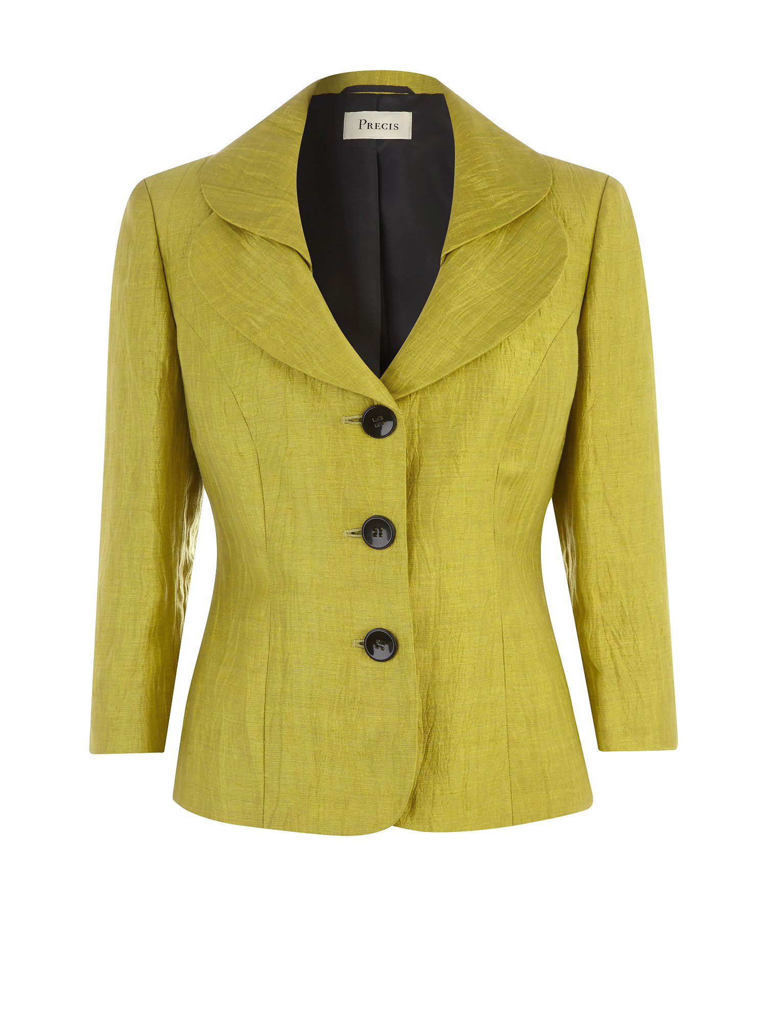 Fennel crinkle jacket