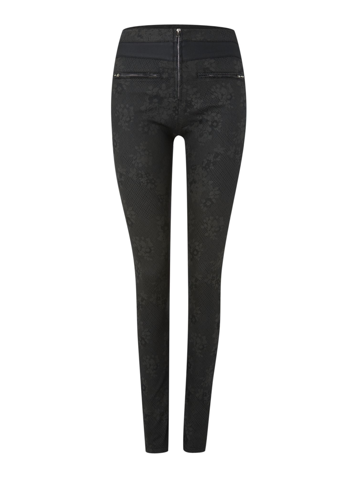 Nomad denim legging
