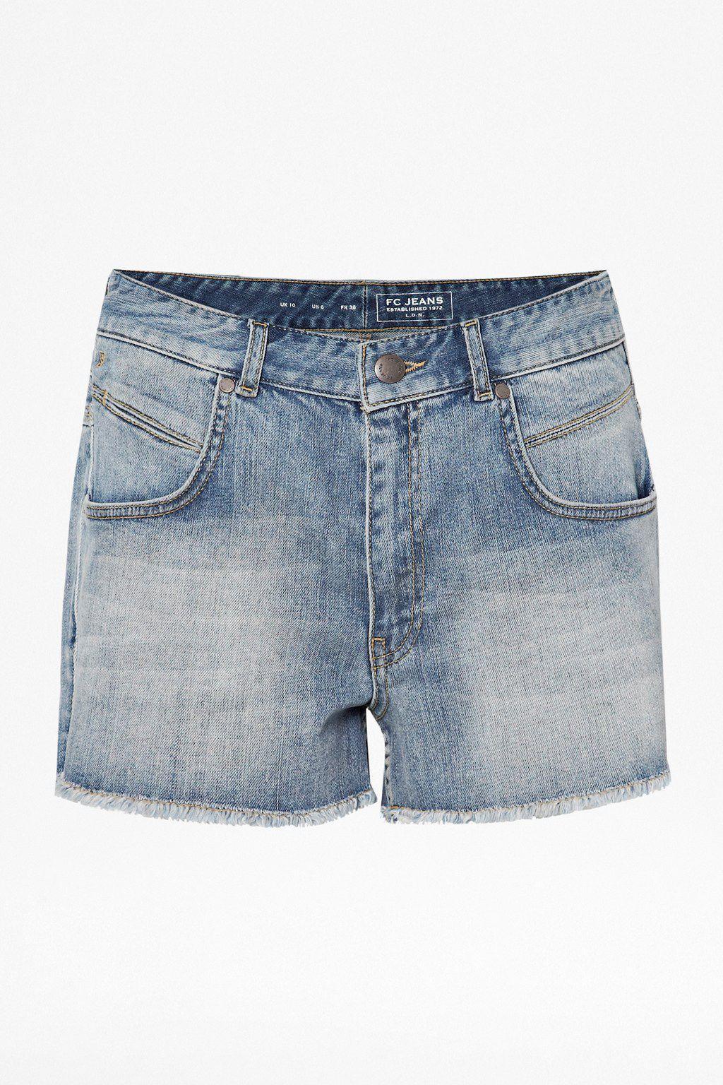 Pippi summer mini shorts
