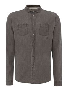 Taro chambray shirt