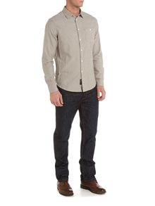 Larry lightweight twill shirt