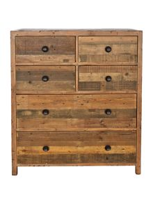 Kennedy 6 drawer chest