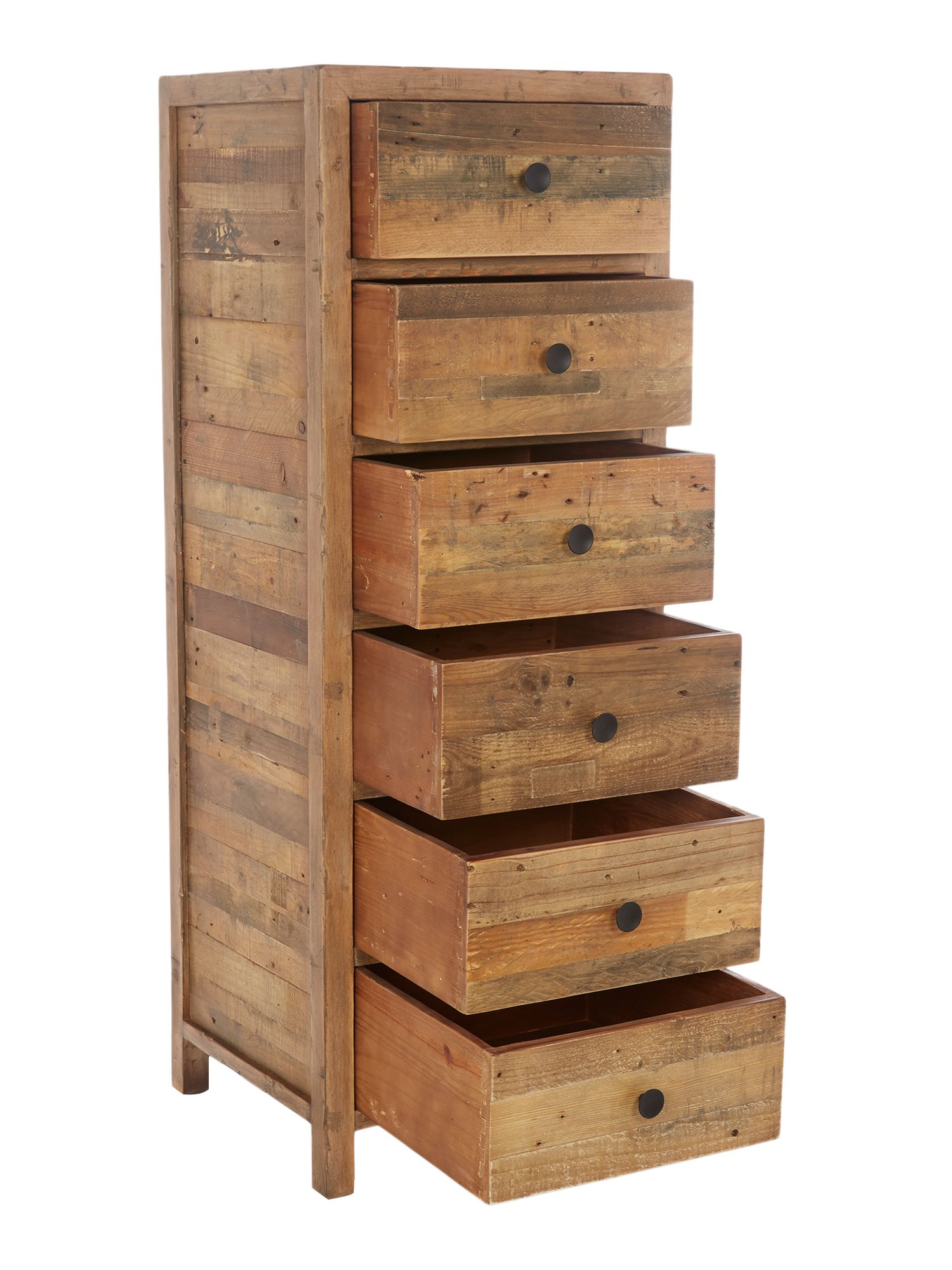 Kennedy 6 drawer tall chest
