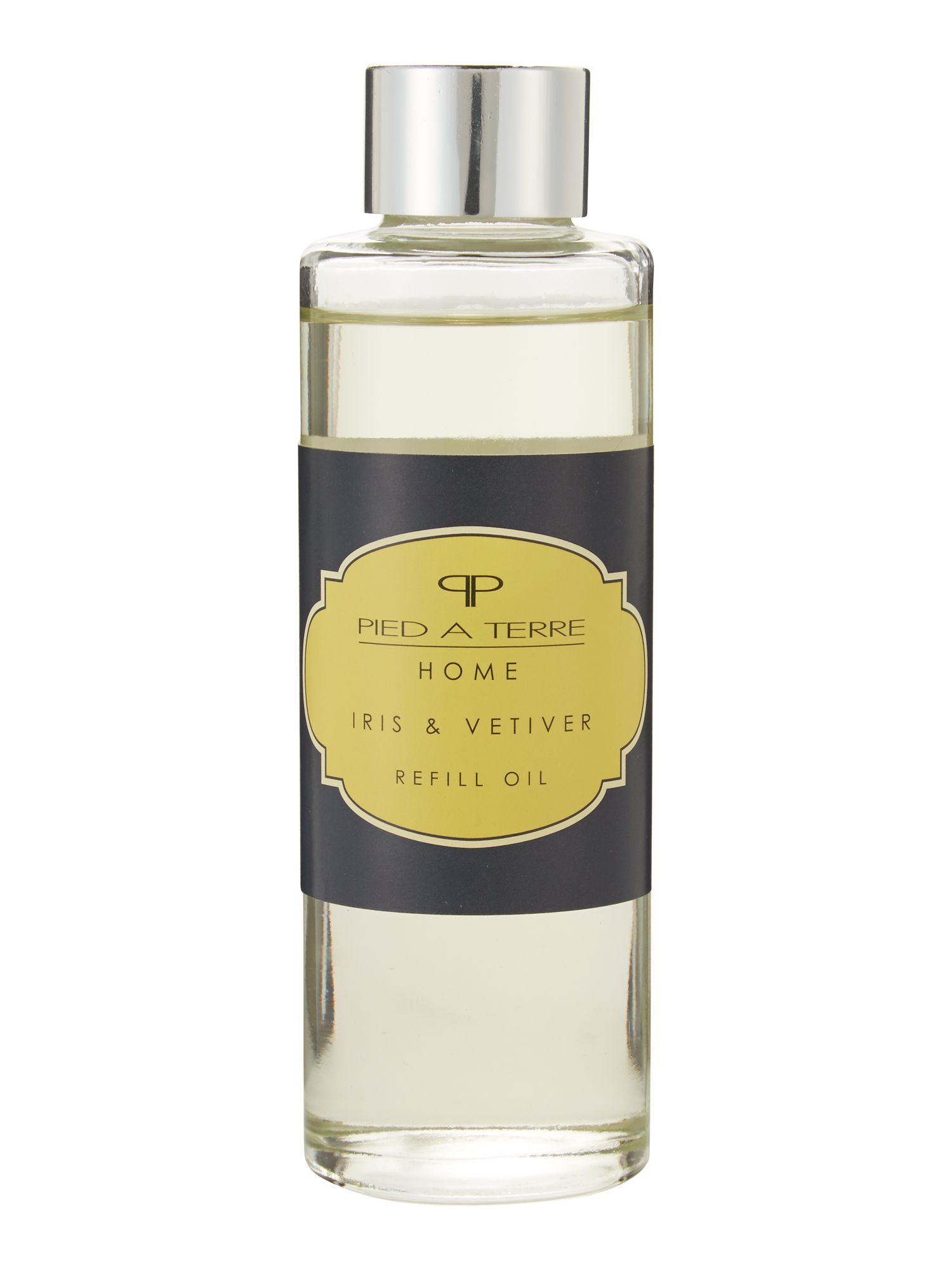 Iris & vetiver refill oil
