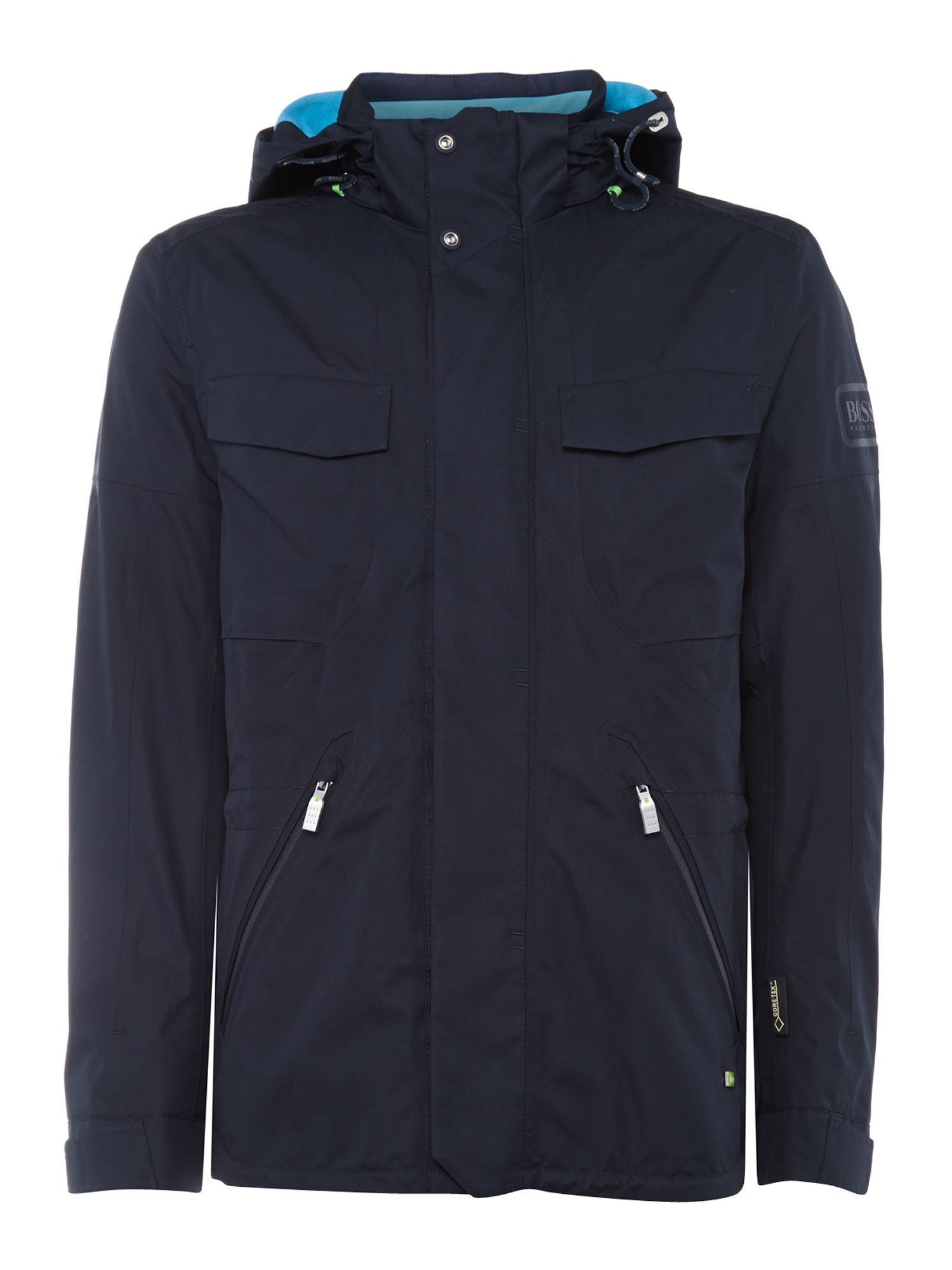 Goretex field jacket