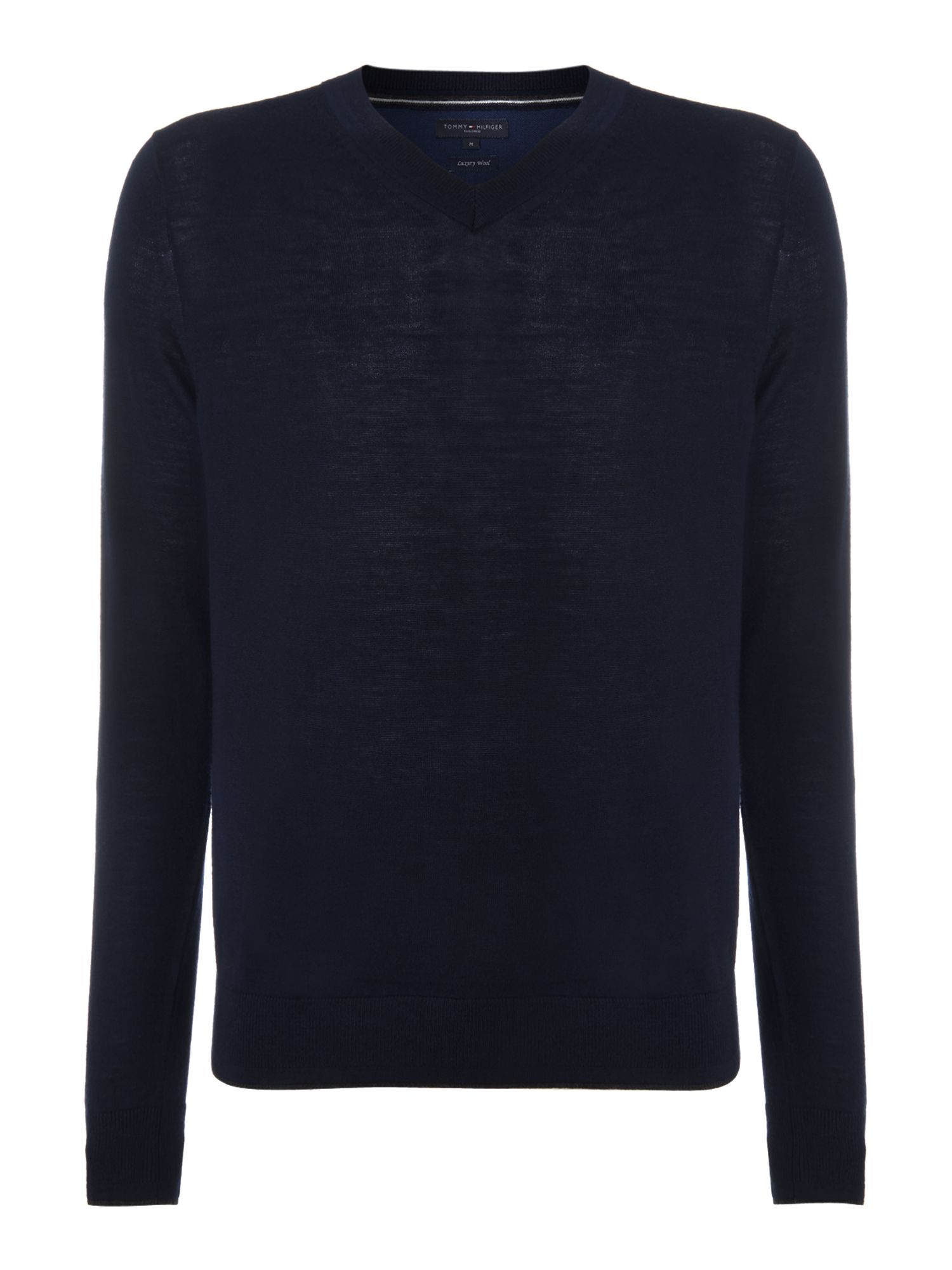 Marvin v-neck wool jumper