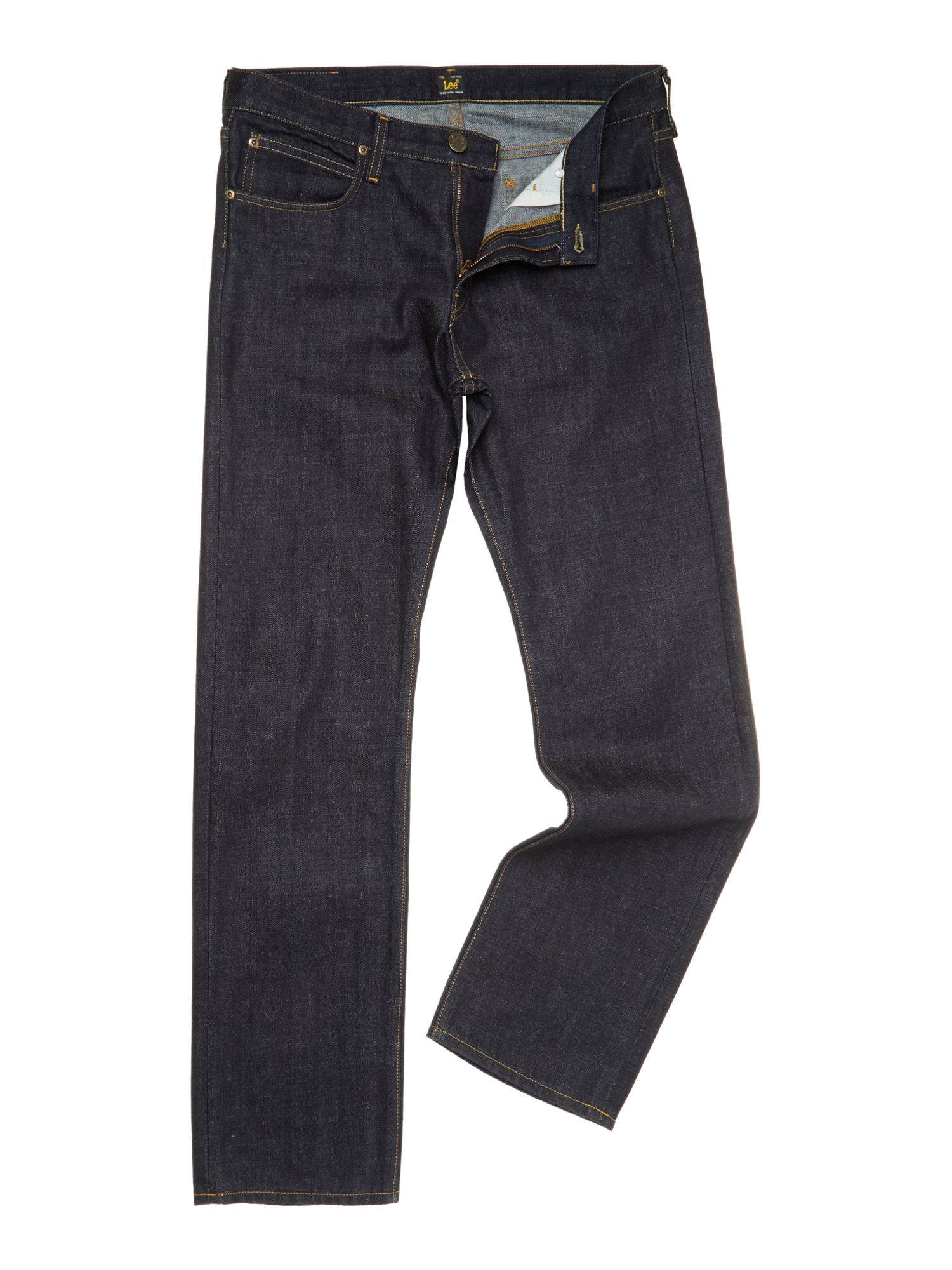 Blake regular fit rinse jeans