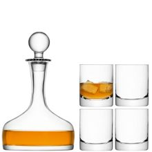 LSA Bar Whisky Set 1.6L/250ml Clear