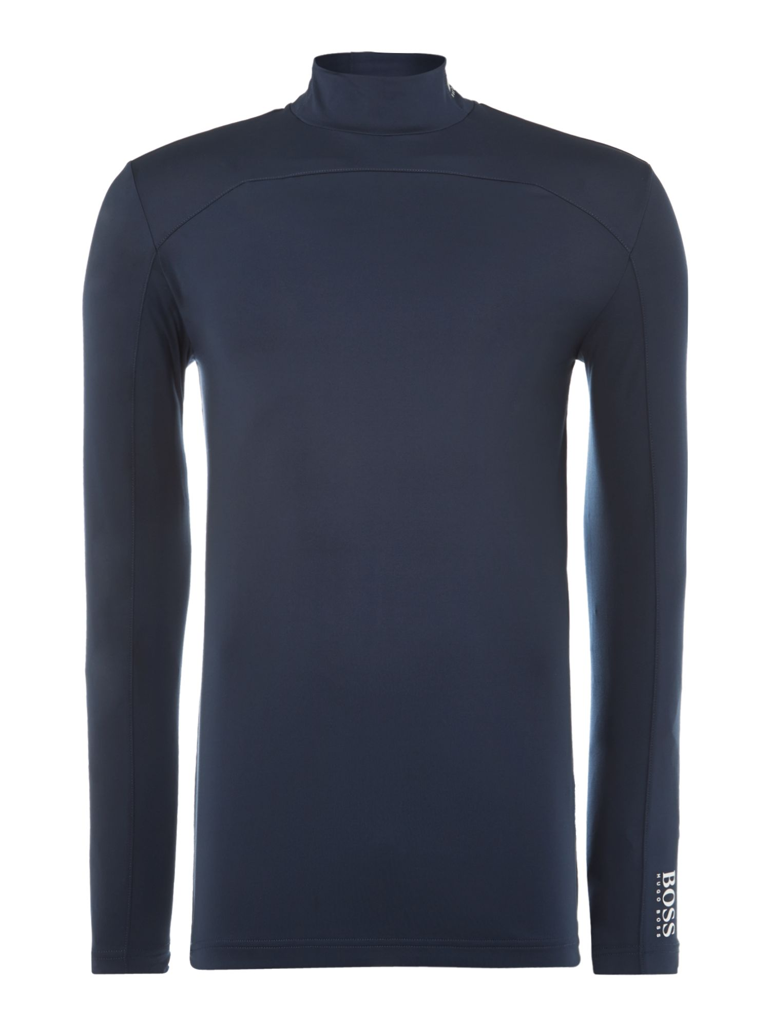 Men&39s Hugo Boss Layered golf sweatshirt Navy