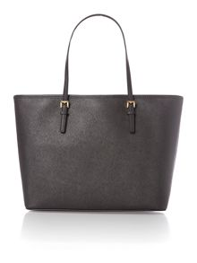 Michael Kors Jetset travel medium black tote bag