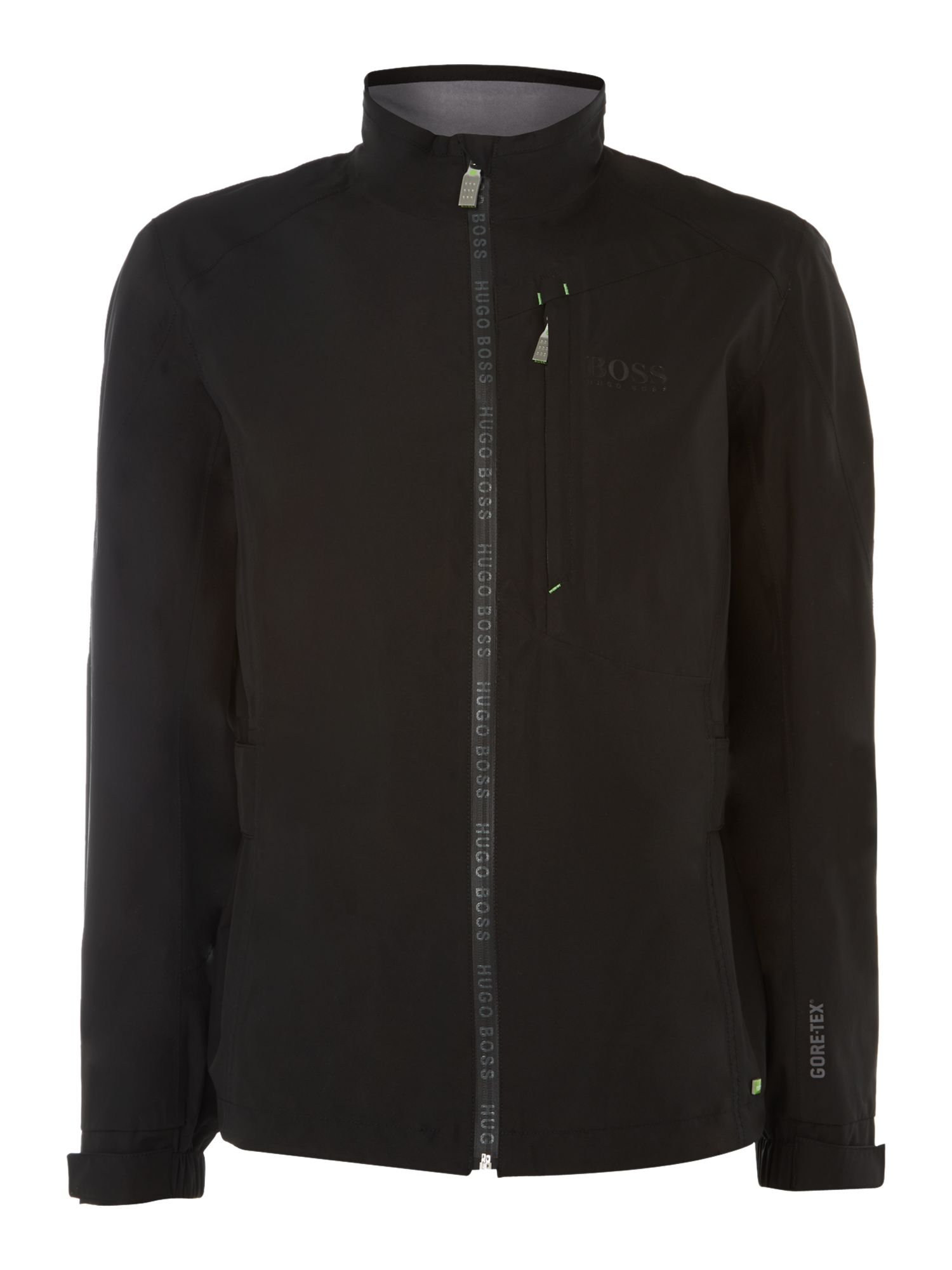 Men&39s Hugo Boss Goretex jacket Black