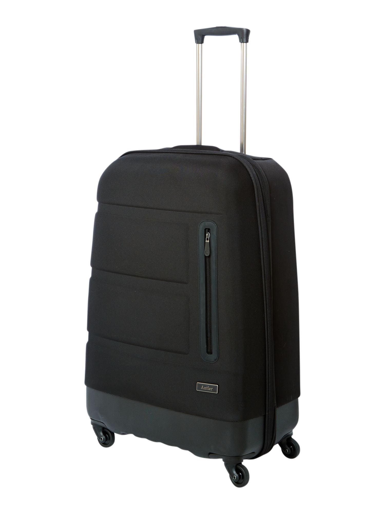Hydra large black suitcase