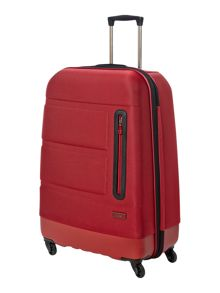 Hydra large red suitcase