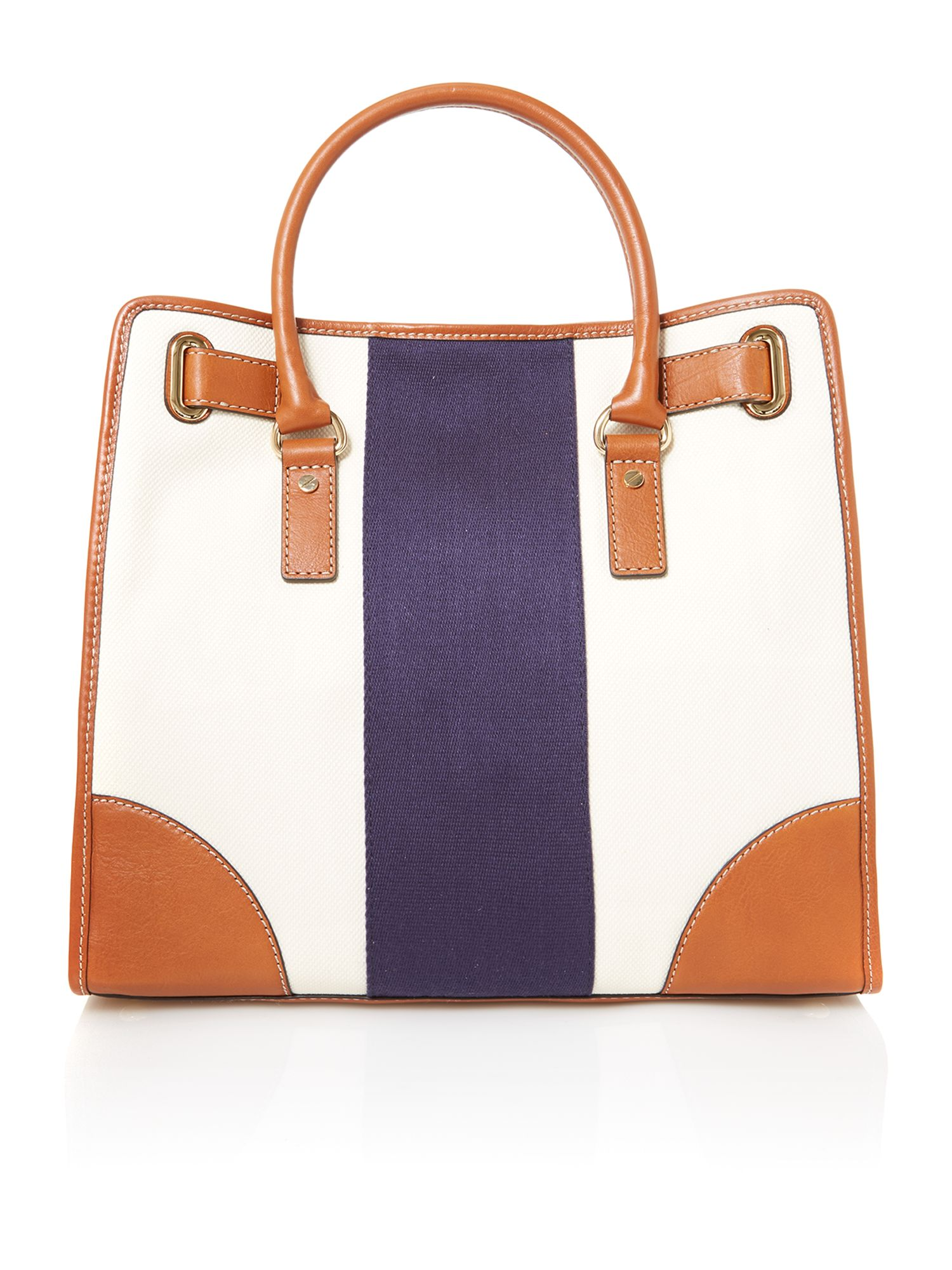 Hamilton multi coloured tote bag