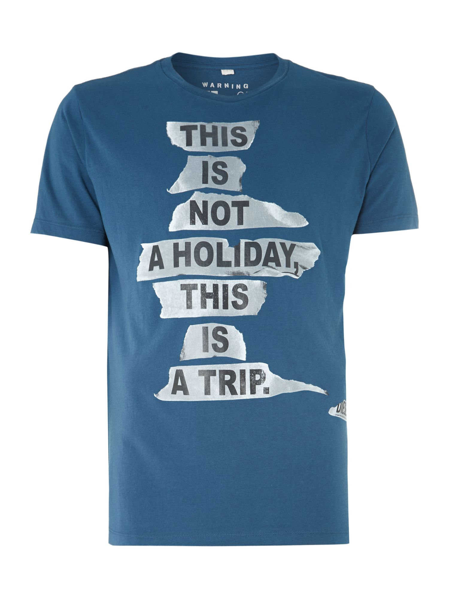 T-this this is not a holiday t shirt