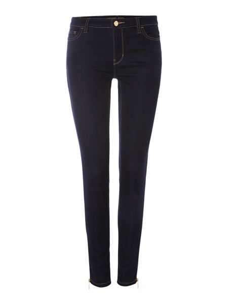 Michael Kors Jegging with ankle zips