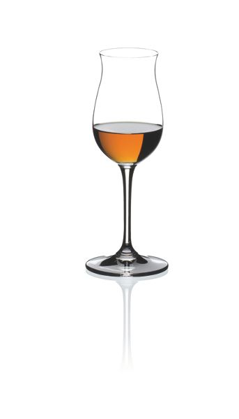 Riedel Vinum Hennessey cognac whisky glass set of 2