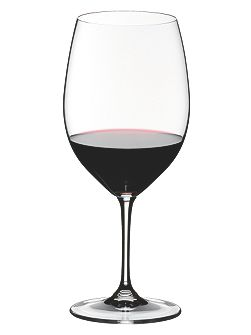 Vinum Set of 8 cabernet merlot wine glasses