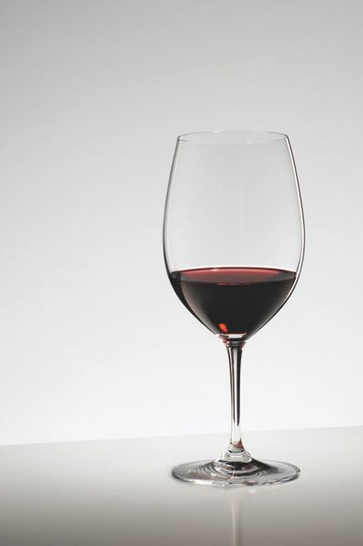 Riedel Vinum Set of 8 cabernet merlot wine glasses