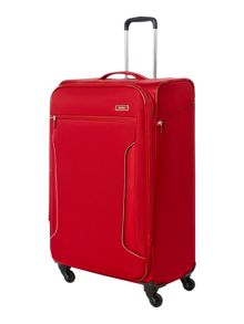 Cyberlite red large rollercase