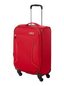 Cyberlite red cabin rollercase
