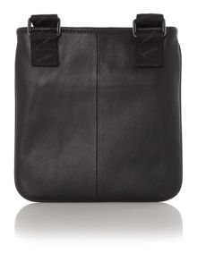 Leather small body cross bag