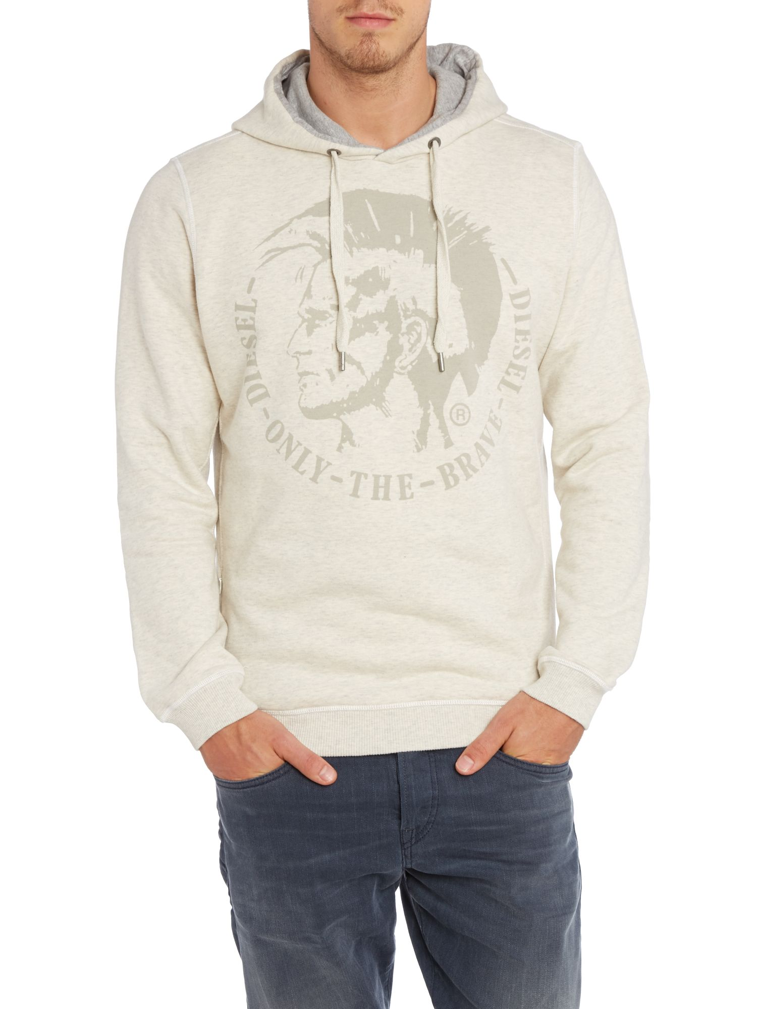 Mohican hoody