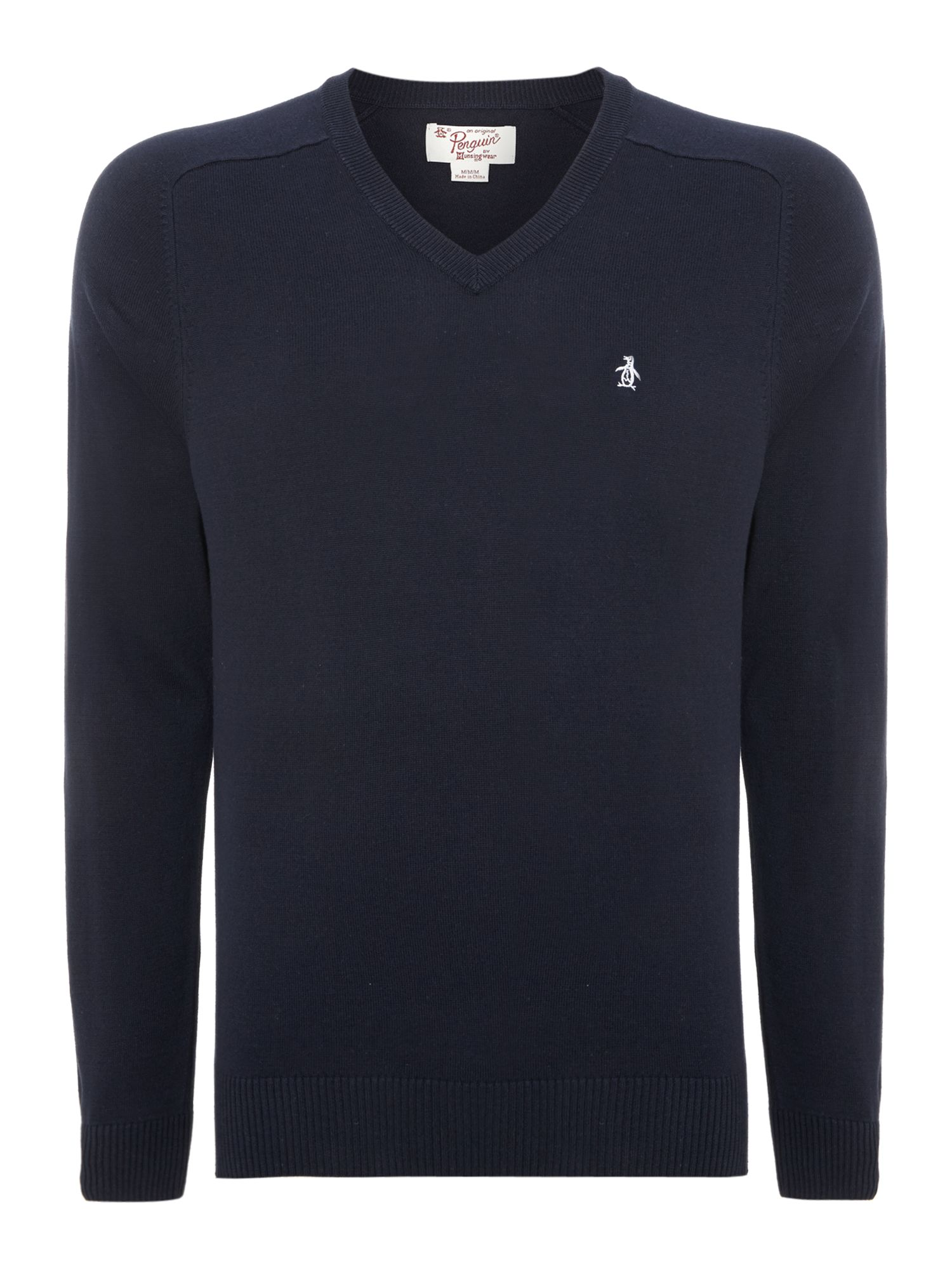 Camford v neck jumper