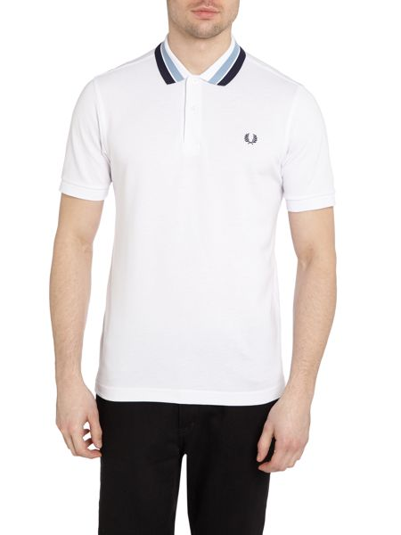 Fred Perry Bold tipped collar polo shirt